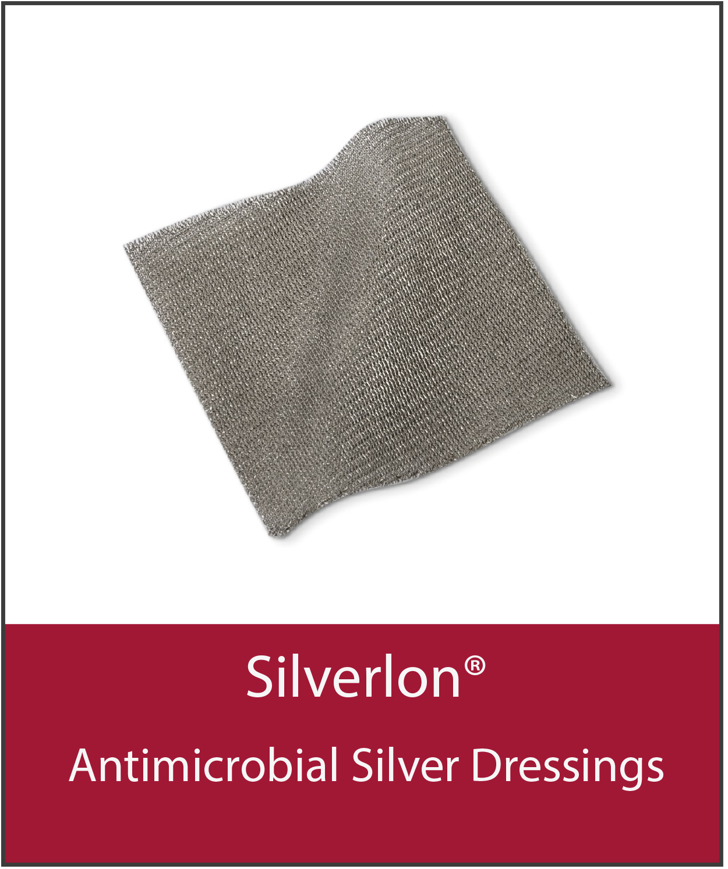Silverlon Antimicrobial Dressings