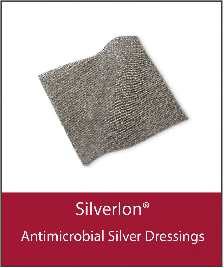 Silverlon Antimicrobial Dressings